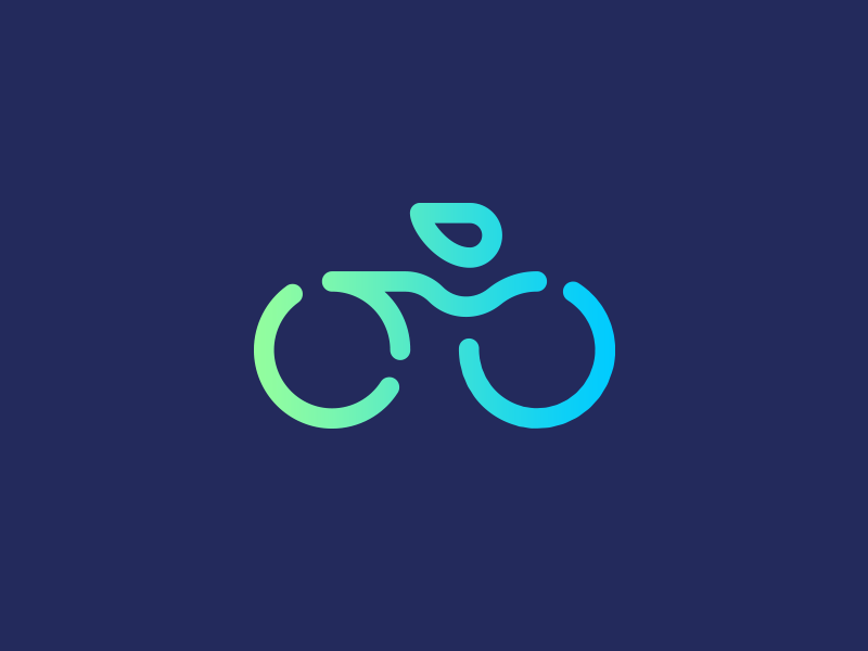 Track Cycle Logo Design