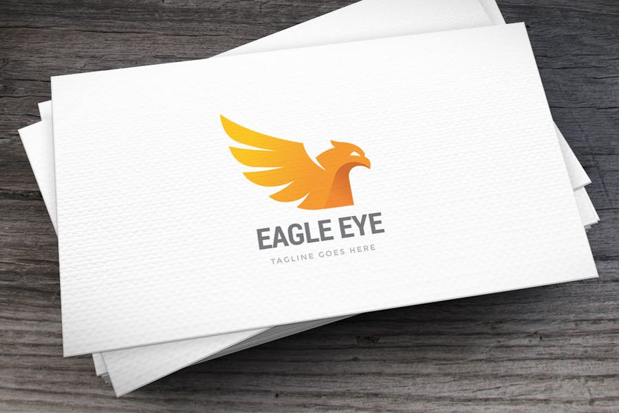 Versatile Eagle Eye Logo