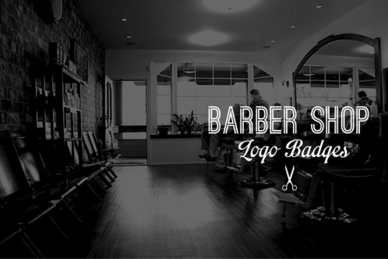 Vintage Barber Shop Branding Design