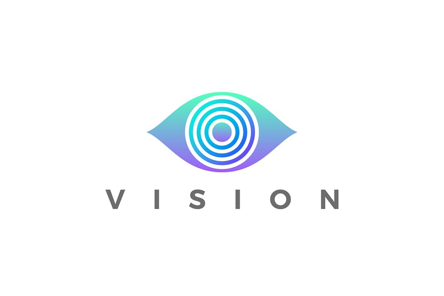 Vision Eye Logo Design