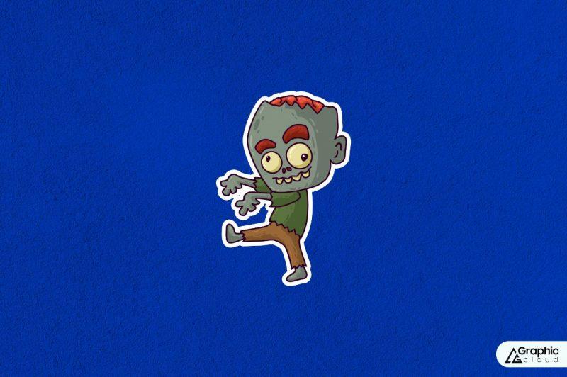 Sticker-Mockup-Free