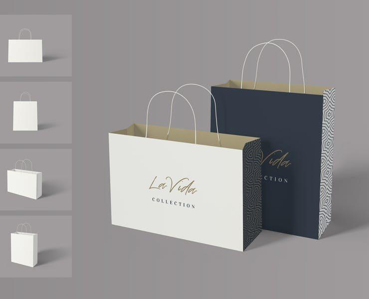20+ Best Bag Mockup PSD for Branding