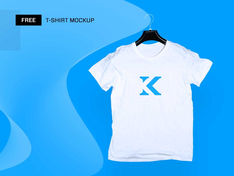 Free 3D T Shirt Mockup