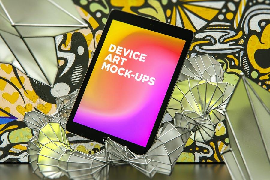 Device Art Mockup PSD