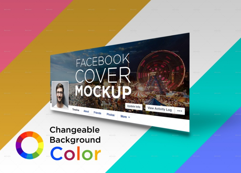 Facebook Cover Branding Mockups