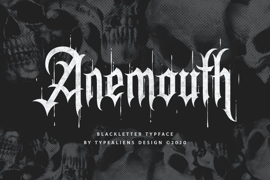 Best Darker Font Typeface