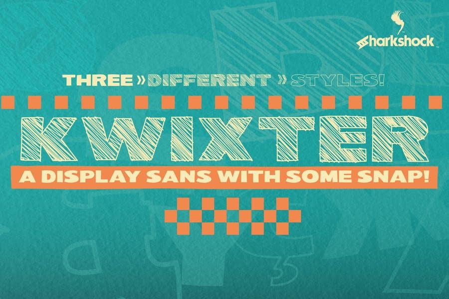 Best Scribble Display Font