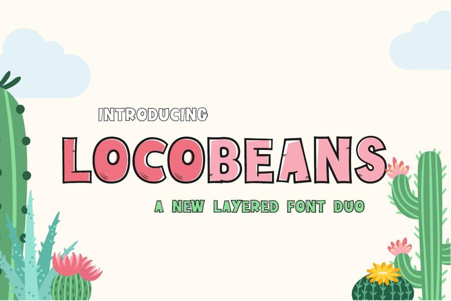 Cute Mexican Comic Fonts