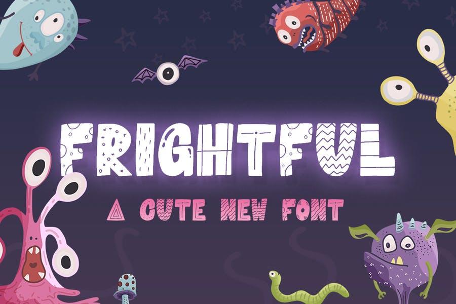 Cute Spooky Fonts