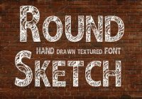 Handdrawn-Sketch-Textured-Fonts-1