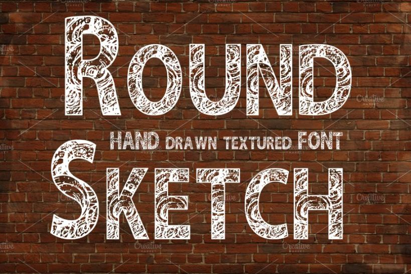 31+ Creative Sketch Fonts TTF and OTF Fonts