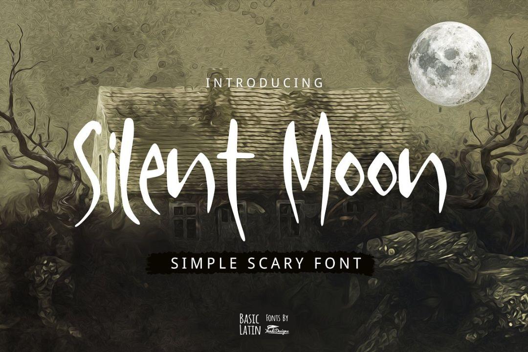Multi Purpose Scary Fonts