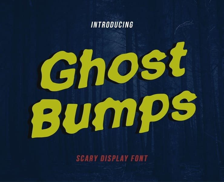 34+ Best Scary Fonts TTF and OTF Download