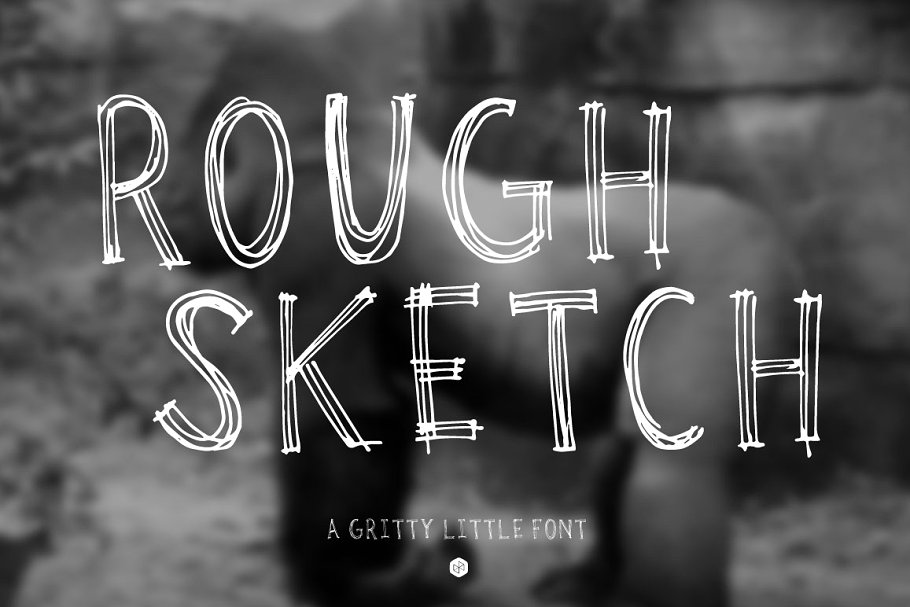 Rough Sketch Fonts Download