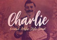 Artistic-Charlie-Fonts-TTF