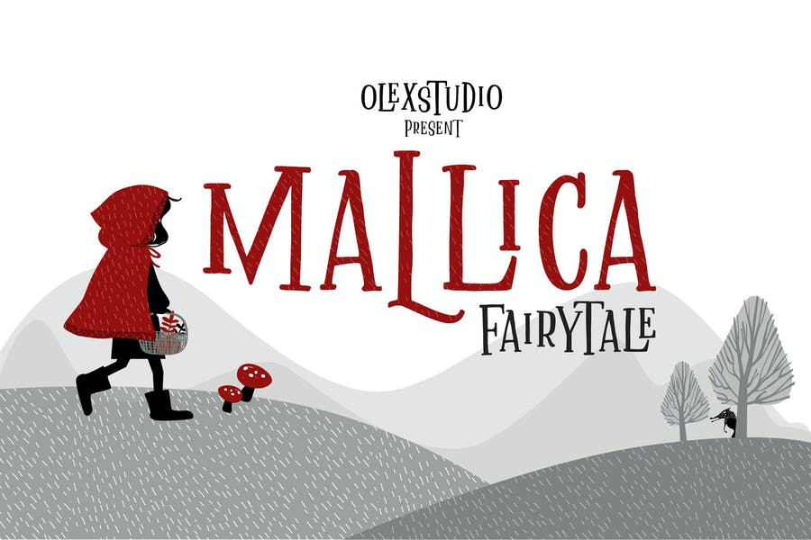 Best Fairytale Fonts TTF