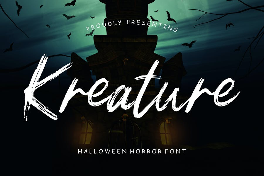 Best Horror Movie Fonts