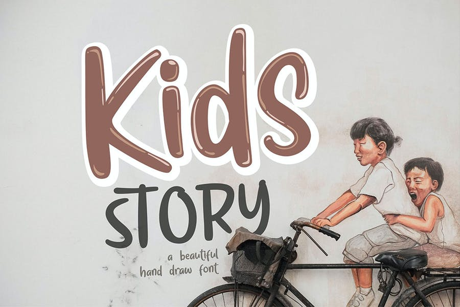 Best Kids Story Fonts