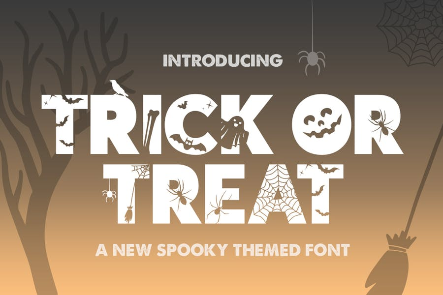 Best Spooky Themed Fonts