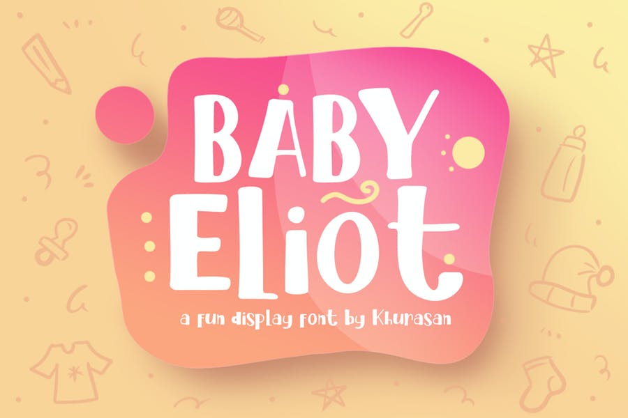 Cute Baby Fonts for Presentation