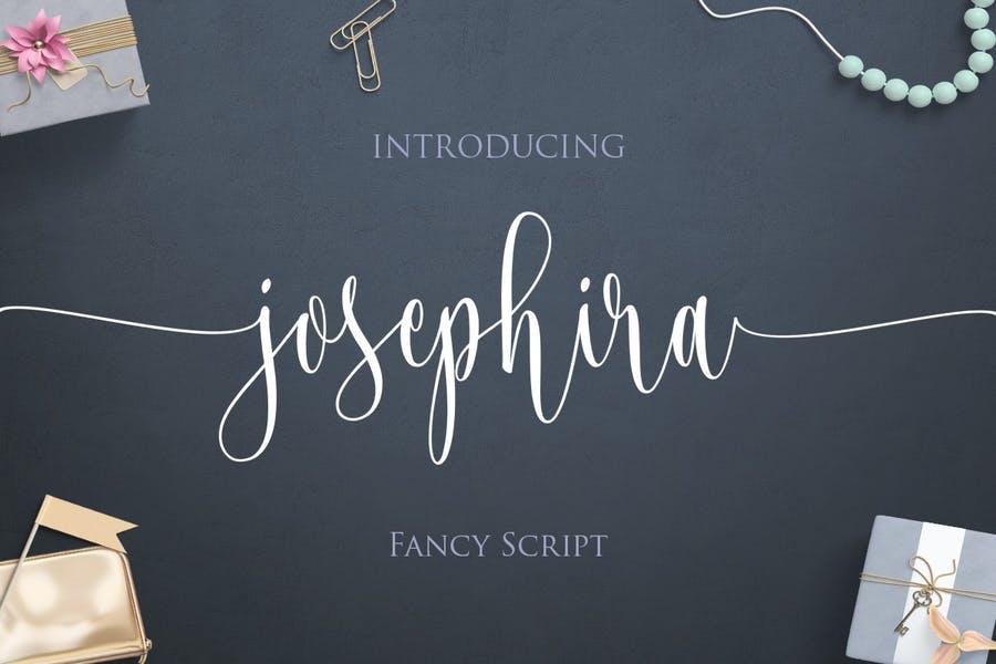 Elegant Fancy Script Fonts
