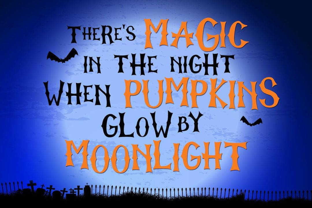 Funny Halloween Themed Fonts