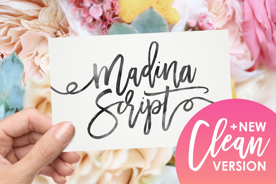 Hand Made Best Feminine Font