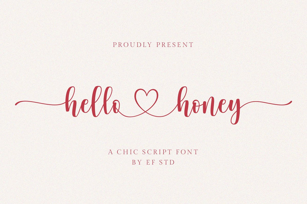 Lovely Chic Font Download