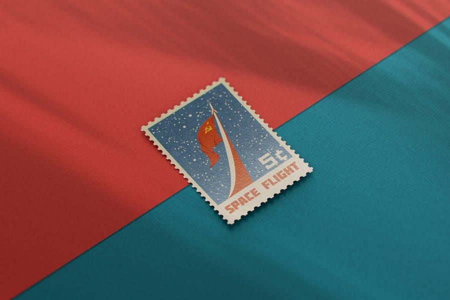 10  Simple Stamp Mockups