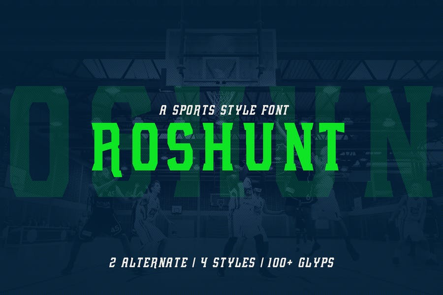 Best Creative Sports Font
