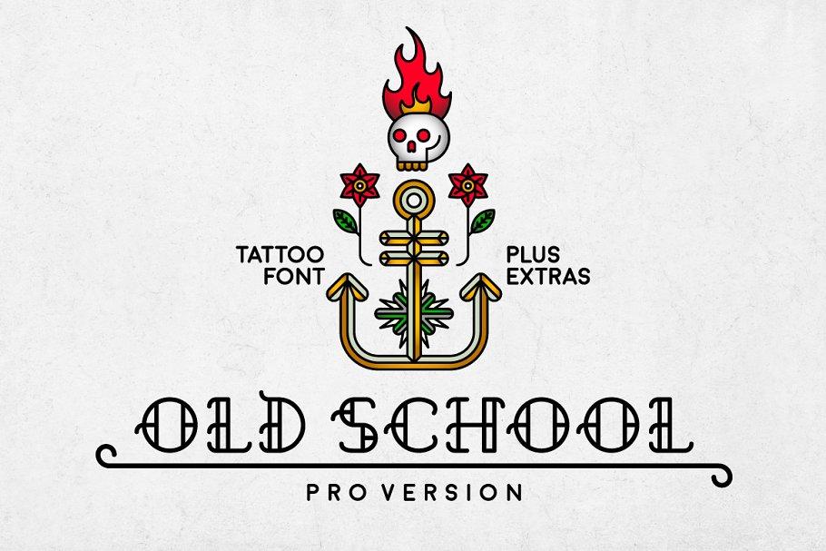 Best Old School Fonts