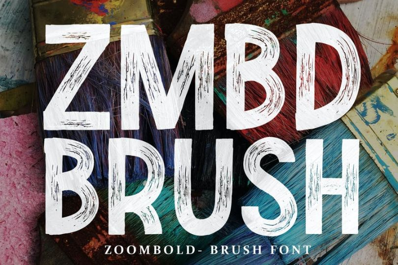Best Sports Brush Fonts