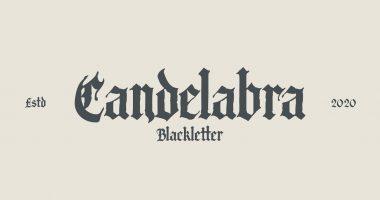 Blackletter-Calligraphy-Fonts