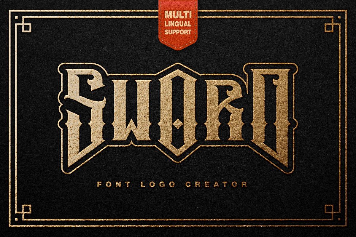 Bold Tattoo Font Download