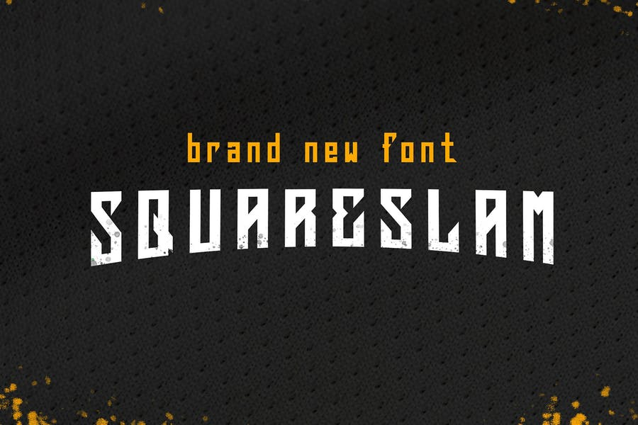Brand New Baseball Fonts