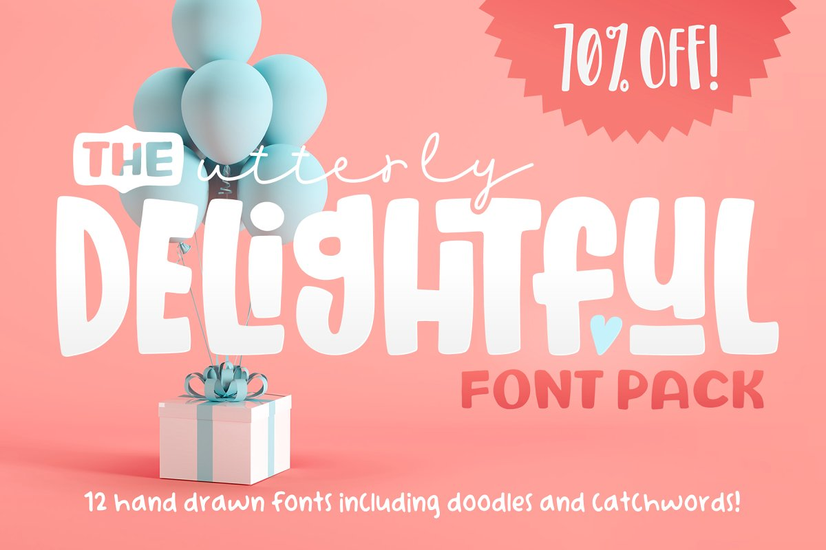 Cute Gitly Fonts TTF