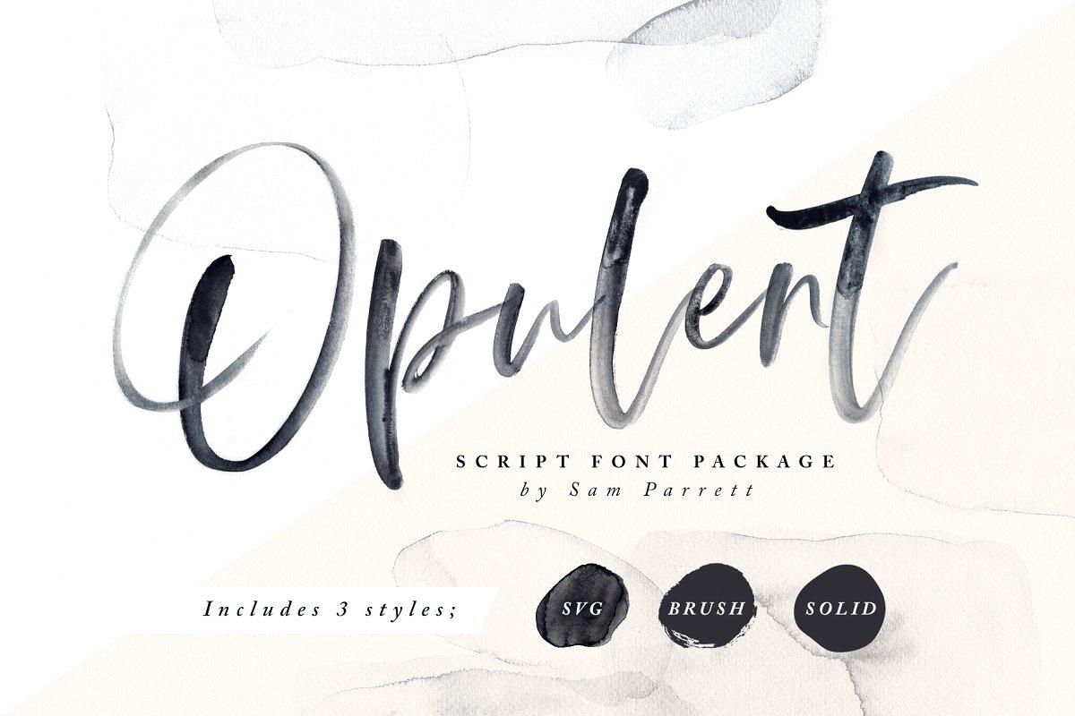 Feminine Calligraphy Fonts