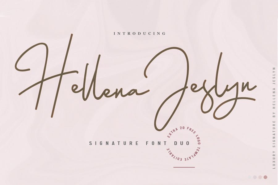 Girly Signature Fonts TTF