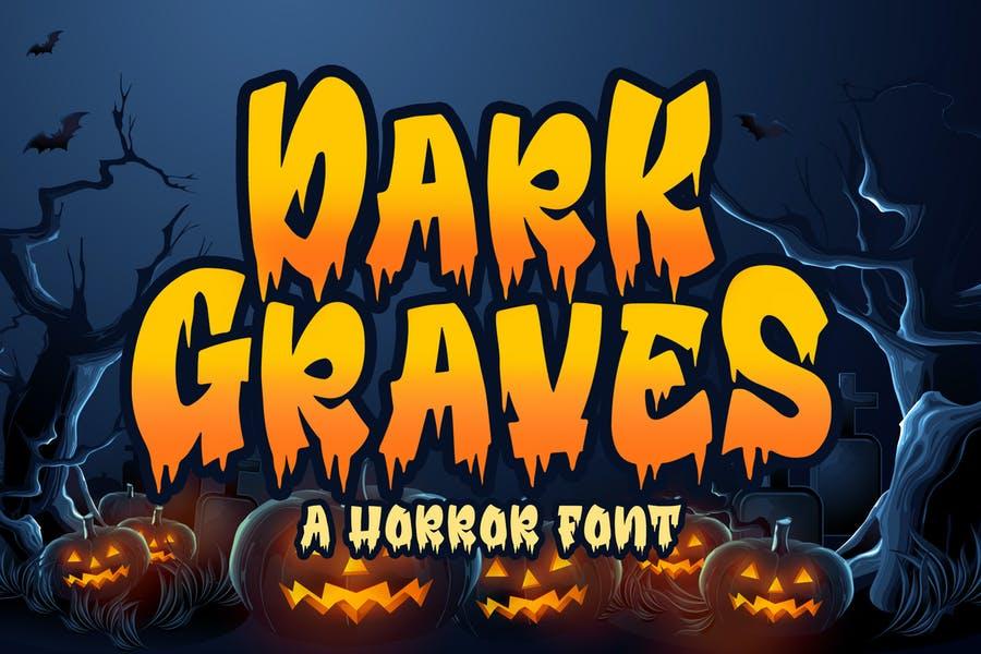 Halloween Horror Fonts TTF
