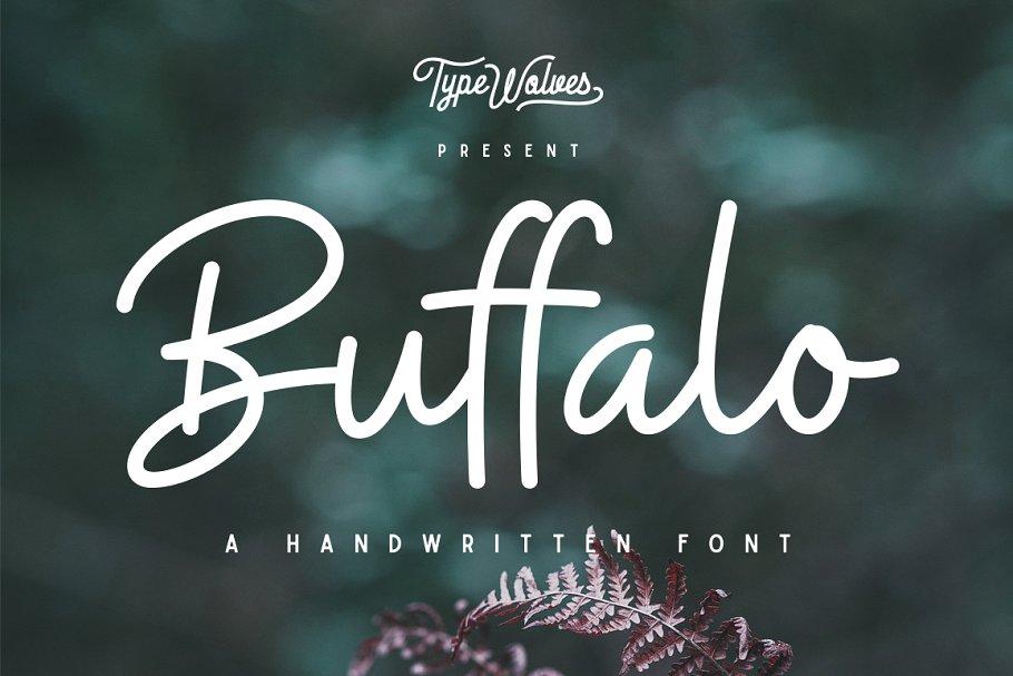 Handmade Feminine Lettering Font