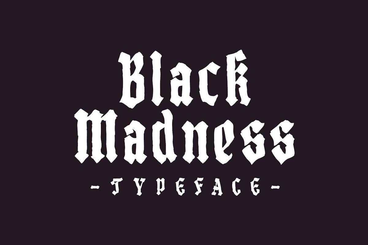 Heavy Metal Lettering Font