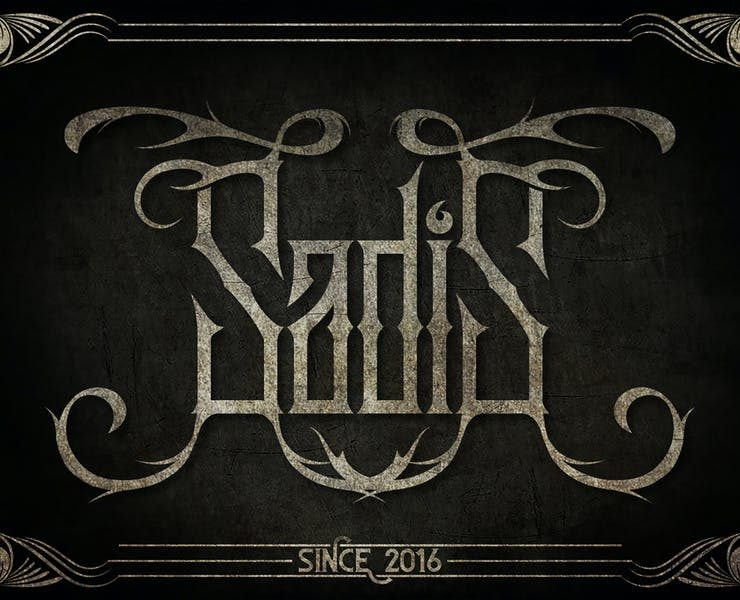 21+ Best Heavy Metal Font for Music Promotion