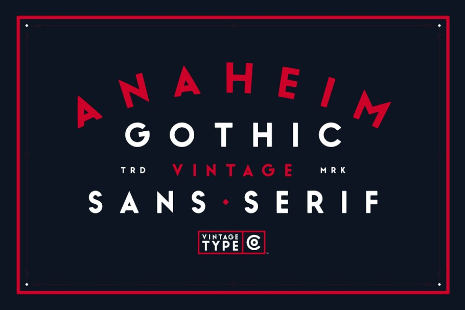 Hipster Gothic Font