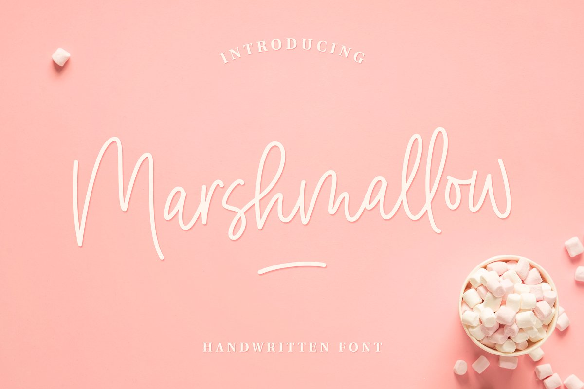 Modern Cursive Girly Fonts