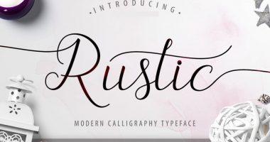 Modern-Stylish-Rustic-Typeface