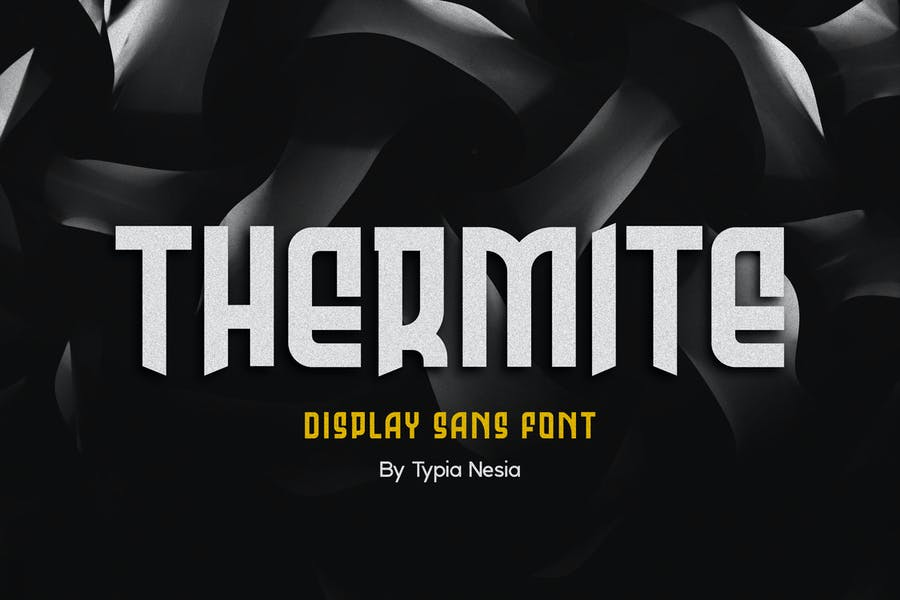 Multipurpose Display Fonts