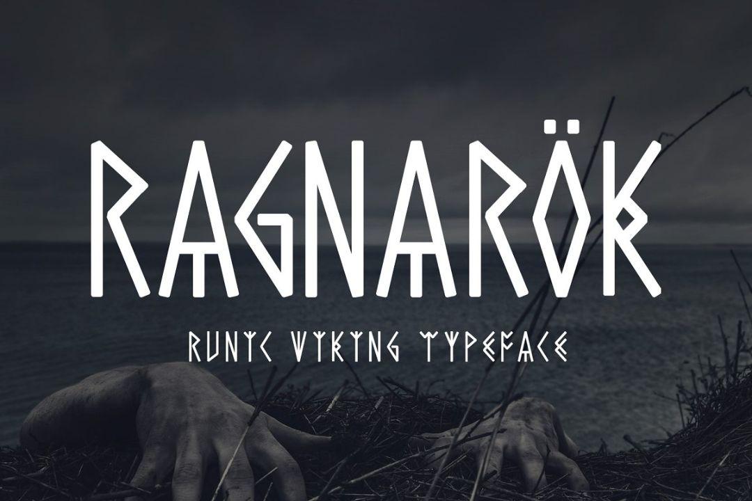 Scandanevian Viking Fonts