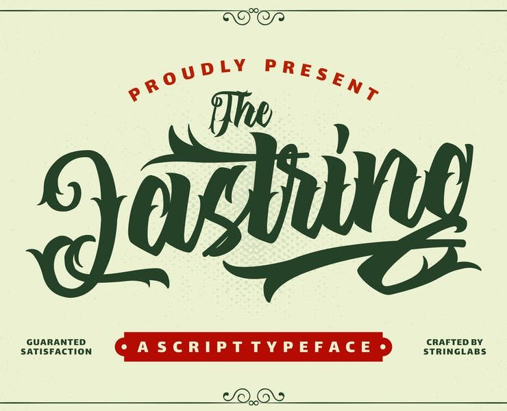 25+ Best Tattoo Fonts for Branding