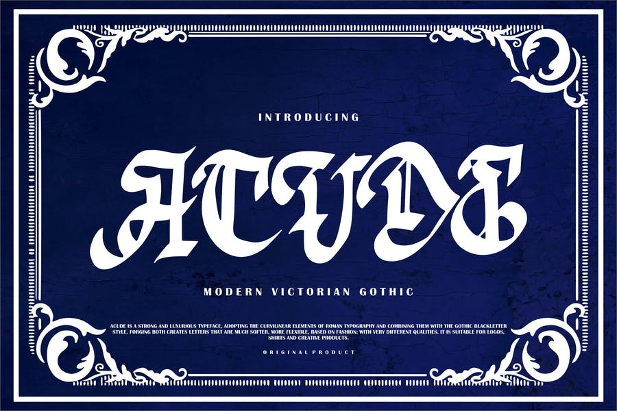 Victorian Gothic Fonts
