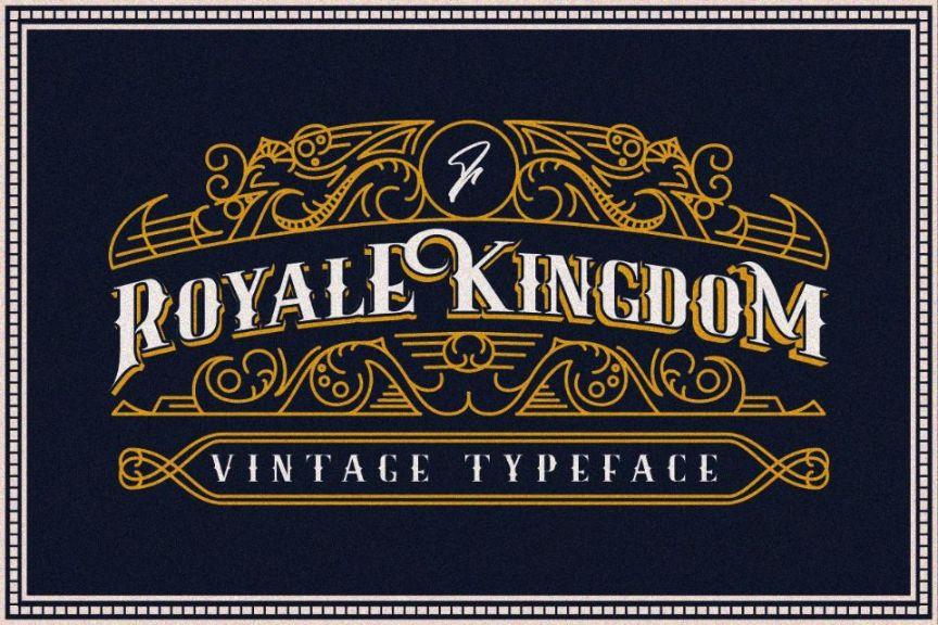 Vintage Apparel Branding Mockup